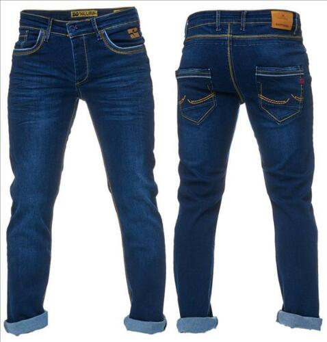 Rusty Jeans avec Neal coutures Hamilton contrastᄄᆭes rxBedCoQW