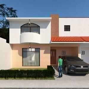 Casa en Metepec Arboledas I