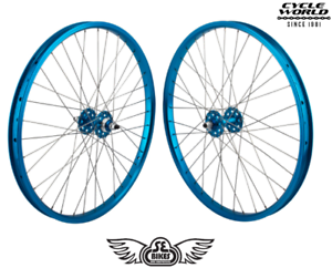 "Wheel BMX//MTB Bike AXLE NUTS 3//8/"" Components Silver   Set Of 4pcs"