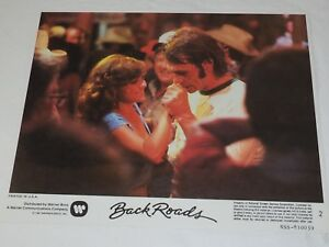 Sally-Fields-Tommy-Lee-Jones-034-BACK-ROADS-034-Movie-lobby-card-Color-8-X-10-034-1981