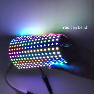 WS2812B-LED-Strip-Pixel-Panel-Digital-Flexible-Screen-for-LED-Pixel-Display