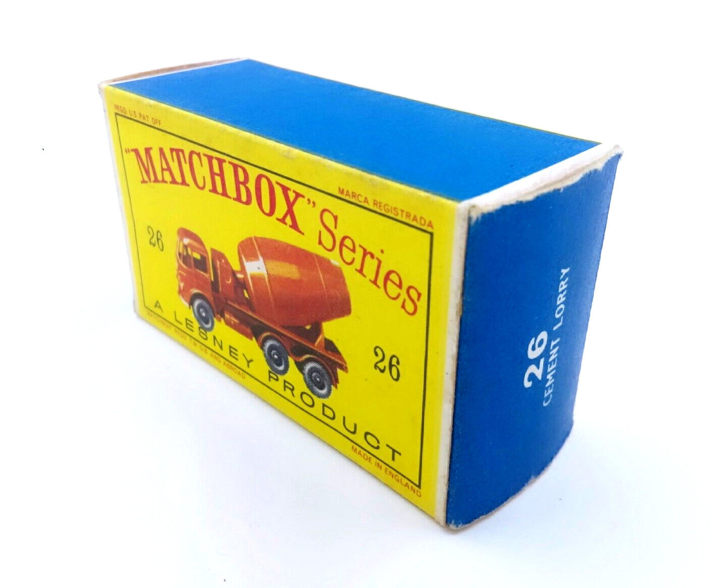 Matchbox Superfast Rennwagen Mod Rod No 1 1971 Made In England By Lesney Blechspielzeug