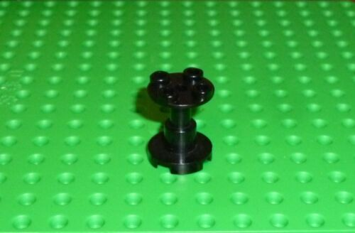 N19 BLACK x 4 3940b LEGO Support 2 x 2 x 2 Stand with Complete Hole