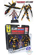 2015 Transformers Club/G.I. Joe Club Old Snake & Stealth B.A.T.s