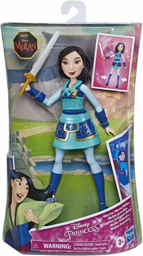 Disney Princess Warrior Moves Mulan Doll *BRAND NEW*