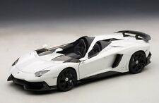 74674 autoart 118 lamborghini aventador j white