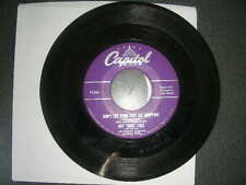 Pop 45 Nat King Cole - Pretend / Don't Let Your Eyes Go Shopping Capitol VG