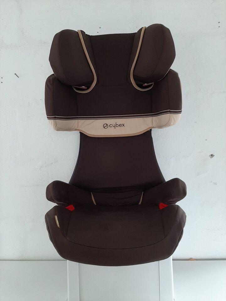 Autostol, op til 36 kg , Cybex Cybex Solution7 X 15-36 kg / ca.
