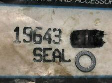 OEM Mercury Seal Part#19643 SOLD INDIVIDUALLY