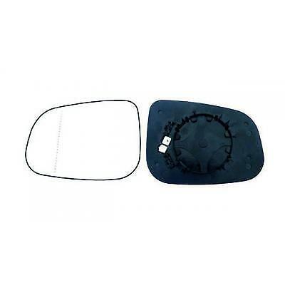 Exterior cristal espejo para volvo v70 2003-2007 izquierda lado del conductor convexo