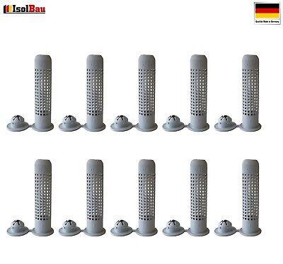 M8 Verbundmörtel Ankerstangen M6 Siebhülsen 1 Stk Siebhülse 12x80 für Bolzen