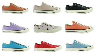 Converse-All-Star-Chuck-Chuck-70-Ox-Low-Baskets-Chaussures-Taille-au-choix