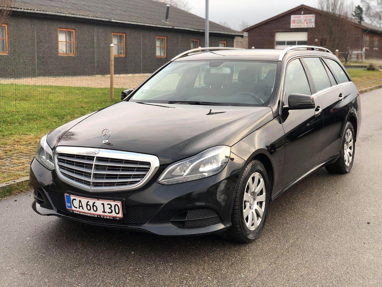 Mercedes E200 2,2 BlueTEC stc. aut. 5d - 249.900 kr.