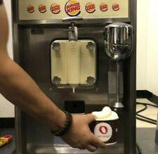 Taylor 490 33 Single Flavor Countertop Ice Cream Machine Works