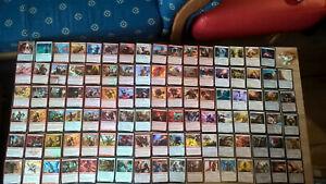 magic the gathering sammlung deutsch commander zwerge und krieger deck 100karten
