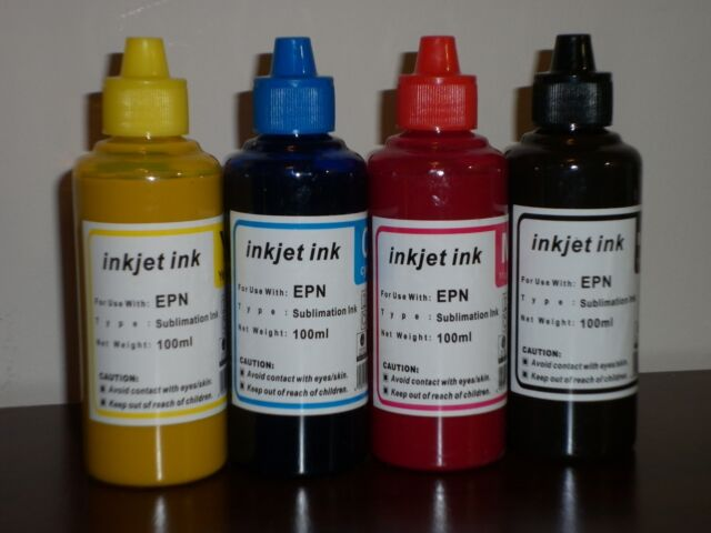 Sublimation Ink For Epson Inkjet Printer High Quality 400 ML