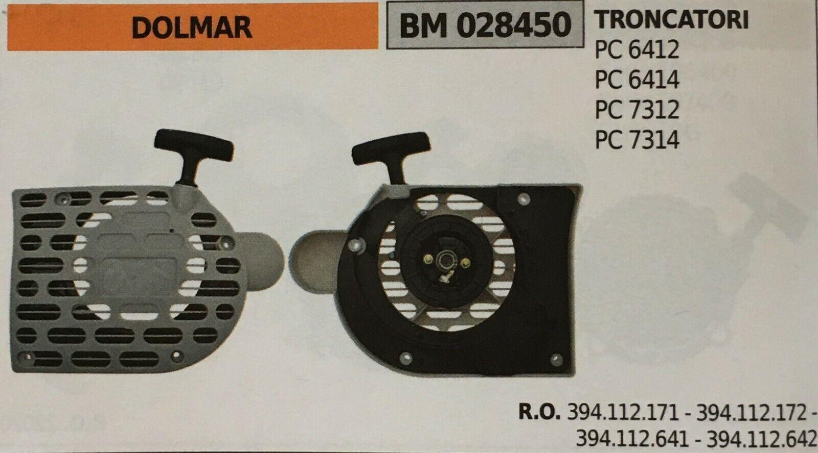 Start Komplett Brumar Dolmar BM028450
