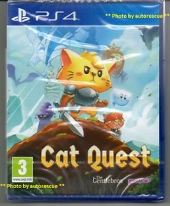 CAT-Quest-034-NUOVO-amp-Sealed-039-PS4-quattro