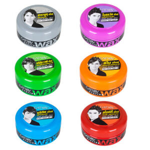 hair styling wax for men 75ml gatsby hair styling wax hair wax for choose 8473 | s l300