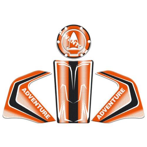 3D Gas Cap Fuel Tank Pad Sticker Protection for KTM 1050 1190 1290 Adventure