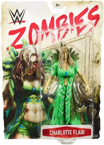 Boxed Zombies Series 3 Mattel Brand New WWE Figures