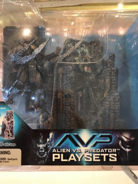 Avp Series 2 Scar Predator 5in Action Figure Mcfarlane Toys Ebay