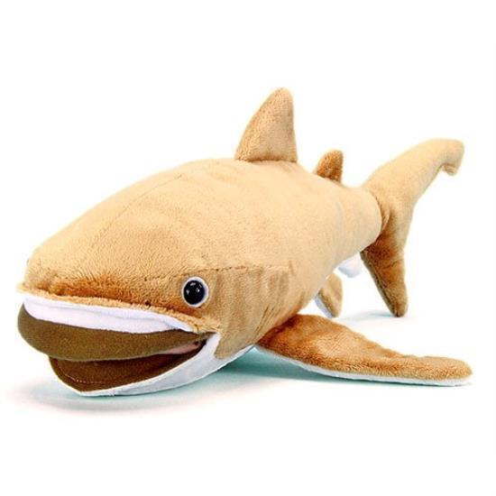 Real Stuffed Megamouth Shark COLORATA Plush