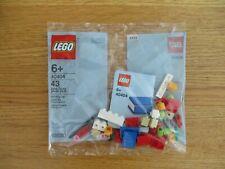 Bagged LEGO Creator Teachers Day Mini Model Build Polybag 40404