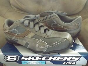 MEN'S SKECHERS HI LITE 52431CHAR Charcoal Brand New