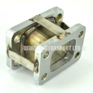 T2-to-T3-Turbo-to-Exhaust-Manifold-Conversion-Adapter-Flange-Steel