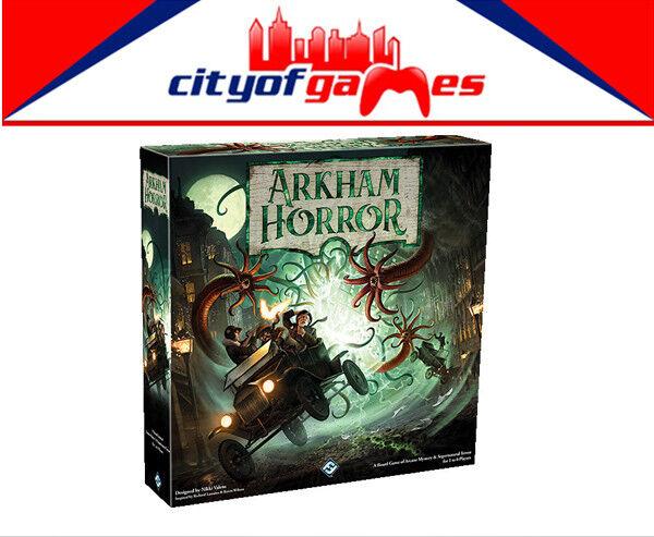 Arkham Horror Board Game Third Edition Brand New
