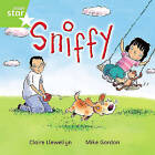 Rigby Star Independent Year 1 Green Fiction Sniffy Single by Pearson Education Limited (Paperback, 2004)