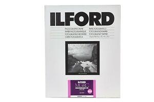 Ilford MGRC 5th generazione Deluxe 5x7 LUCIDA 100 FOGLI