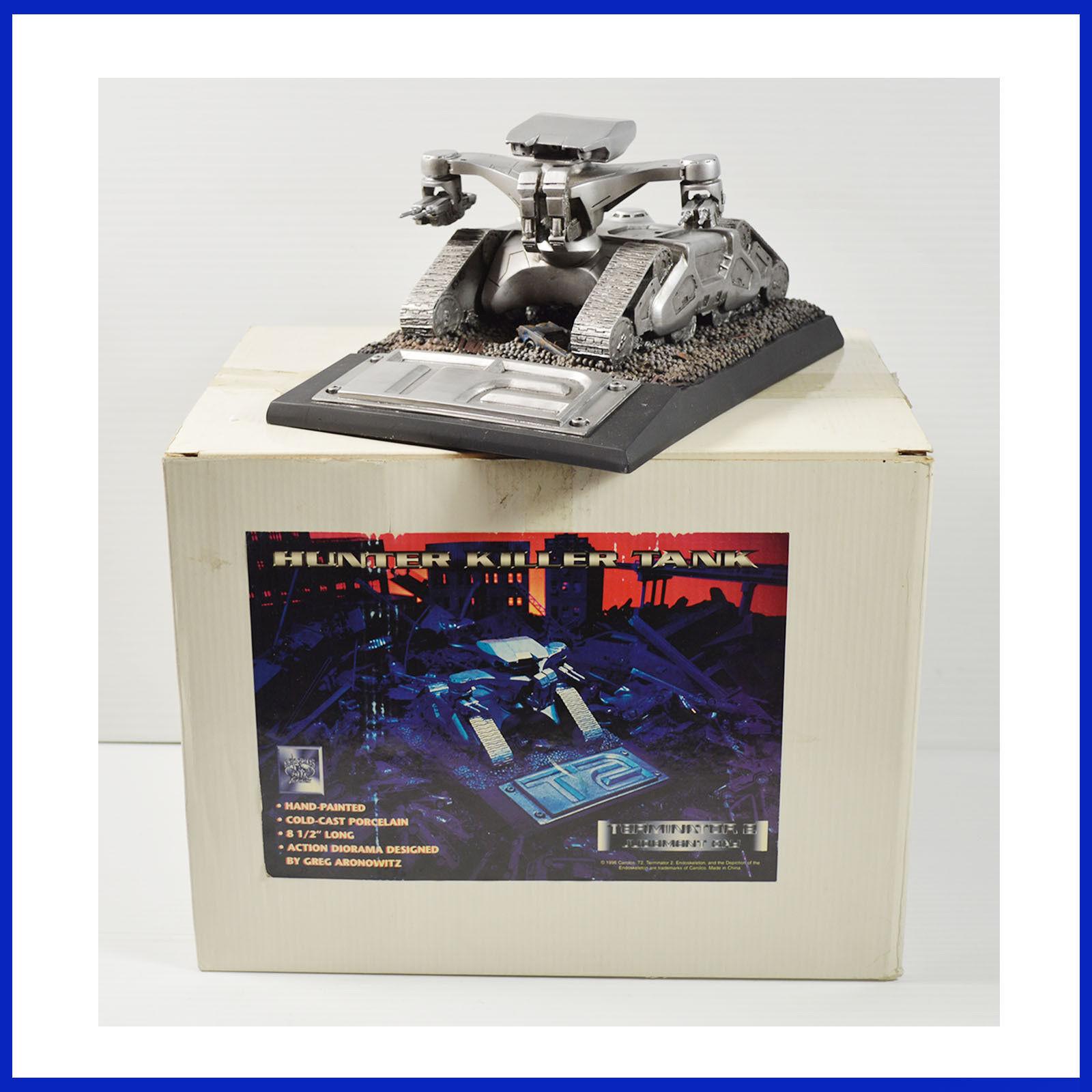 1996 Legends in 3D Hunter Killer Tank Terminator 2 JudgSiet Day New in the Box