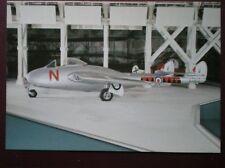 POSTCARD DE HAVILLAND DH100 VAMPIRE F MK 3