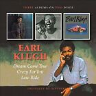 Dream Come True/Crazy for You/Low Ride by Earl Klugh (CD, Feb-2011, 2 Discs, Beat Goes On)