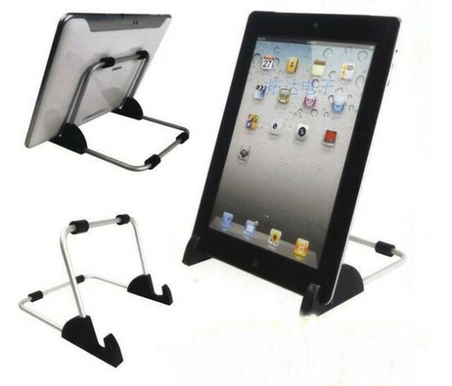 1p Aluminum Alloy Desktop Metal Holder Table Stand for Apple Tablet PC  iPad