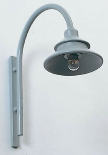 2 x PIKO 62091 Hauslaterne Lampe Beleuchtung Spur G NEU