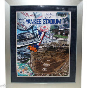 NY-YANKEES-OLD-TIMERS-SIGNED-TICKET-COLLAGE-LARSEN-MATTINGLY-CONE-PINIELLA-SAX