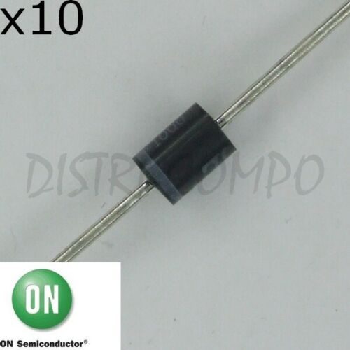 1n5402rlg recovery rectifiers diode 200v 3a ons rohs pack of 10