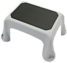 Marvelous Rubbermaid 4B40 Gray Step Stool 300 Pound Lightweight Sturdy Stepstool Pabps2019 Chair Design Images Pabps2019Com