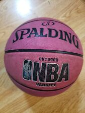 Basketball Ball Official Size Spalding Outdoor Indoor Game NBA Pink /& Purple