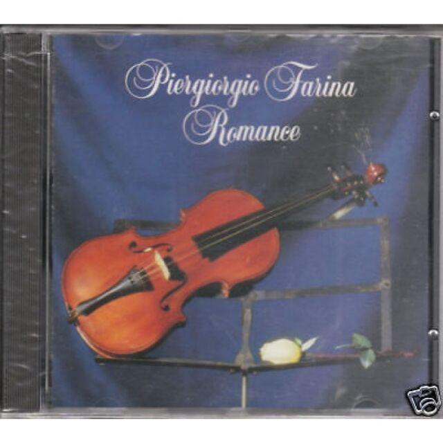 PIERGIORGIO FARINA - Romance - CD FONIT 1993 SIGILLATO SEALED
