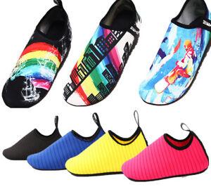 a071d293016f Barefoot Water Skin Shoes Socks Men Quick-Dry Aqua Beach Swim Surf ...