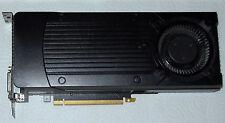 NVidia GTX 760 1,5GB GDDR5 HDMI 2xDVI DisplayPort NUR 1 PCI-e-Anschluss 6-Pin !