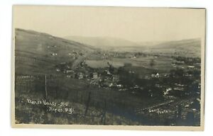 RPPC-LVRR-Lehigh-Valley-Railroad-NAPLES-NY-Ontario-County-Real-Photo-Postcard