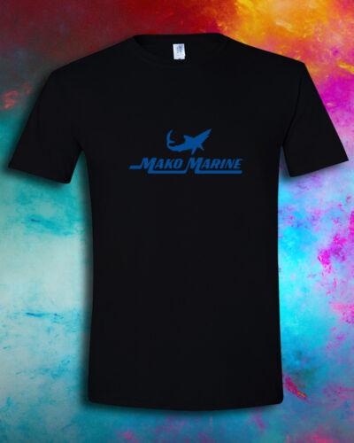 Mako Marine Boats Legendary Saltwater Boats Offshore Boats T-Shirt S M L 3XL