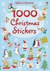 1000 Christmas Stickers by Fiona Watt (Paperback, 2010)