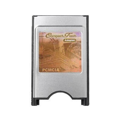 Compact Flash CF to PC Card PCMCIA Adapter Cards Reader for Laptop Notebook Value-5-Star