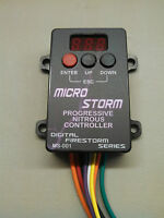 Micro Storm Two Stage Dual Ramp Progressive Nitrous Oxide Controller Rpm Tps Wot
